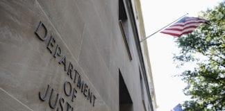 Departamento Justicia de EEUU