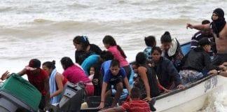 66 venezolanos deportados desde Trinidad y Tobago