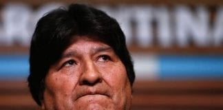Golpeado Evo Morales - Golpeado Evo Morales
