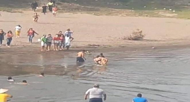 dos venezolanos murieron ahogados en Ecuador