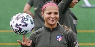 Deyna Castellanos marcó un golazo