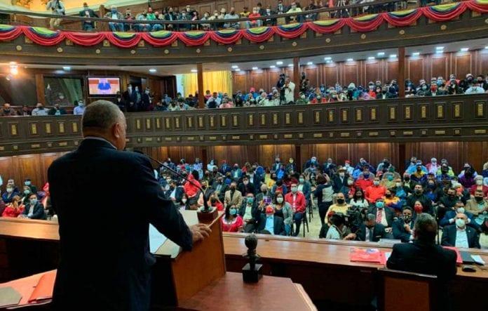 Diosdado Cabello Anc disuelta - Diosdado Cabello Anc disuelta