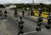 Cerrada frontera con Colombia - Cerrada frontera con Colombia