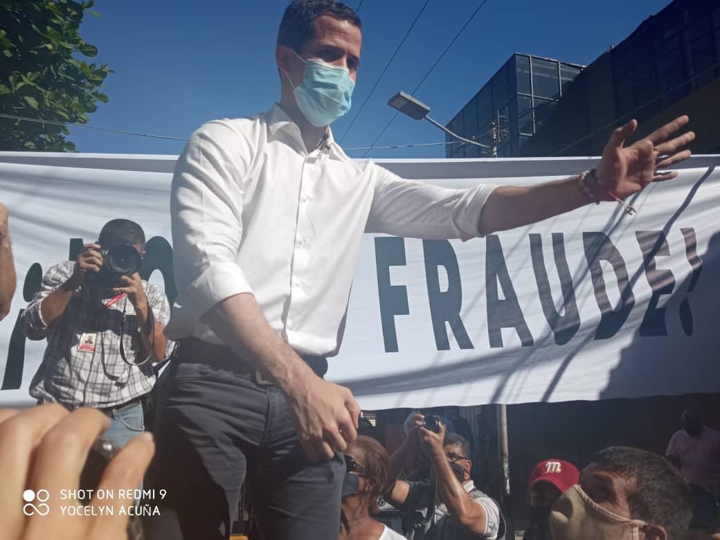 Juan Guaidó en Valencia – Juan Guaidó en Valencia