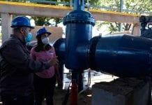 Hidrocentro tercera línea de bombeo en E/B Guacara - Hidrocentro tercera línea de bombeo en E/B Guacara