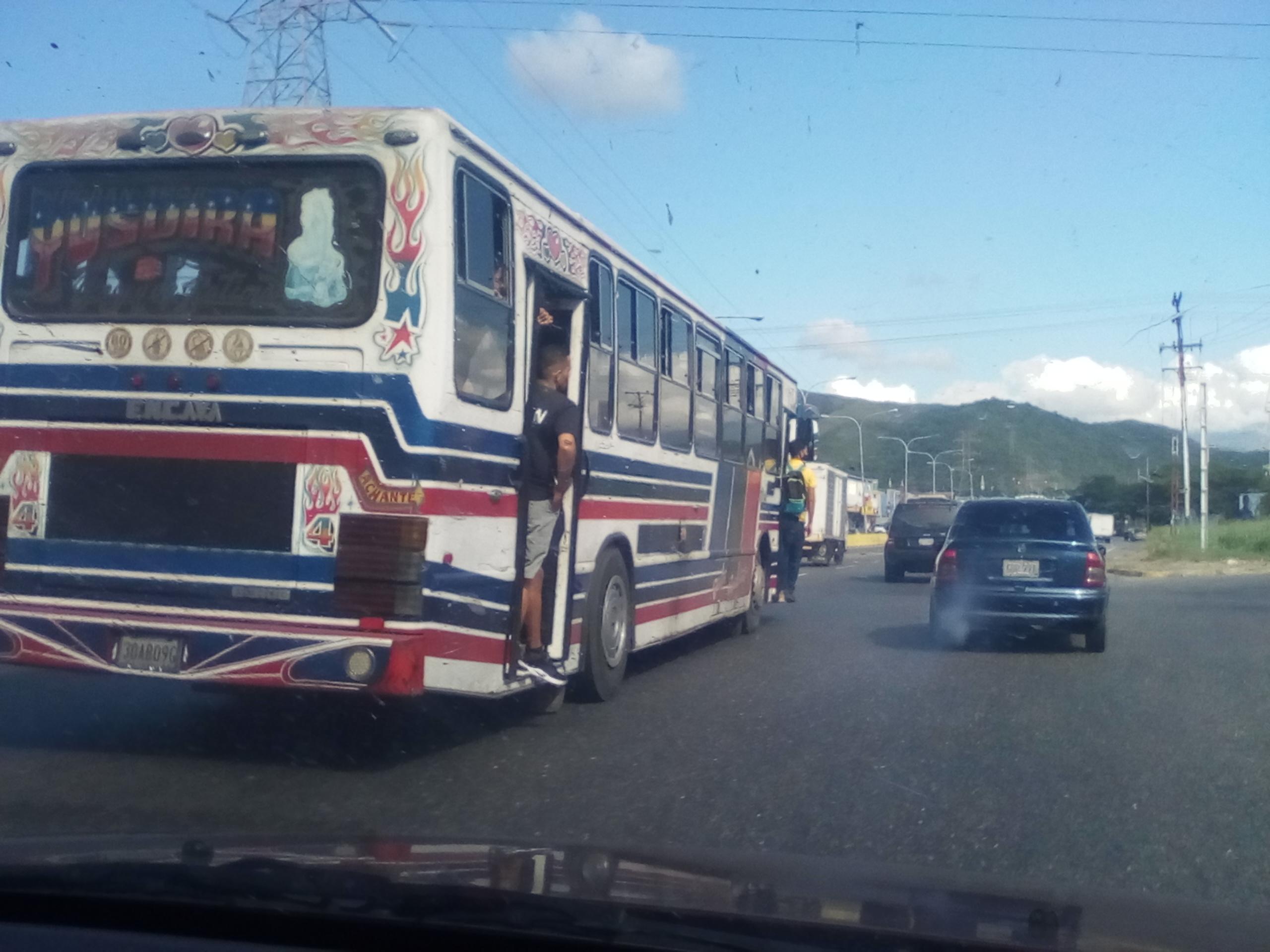 Control en el transporte público - Control en el transporte público