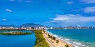 Playa La Caracola en Margarita - Playa La Caracola en Margarita