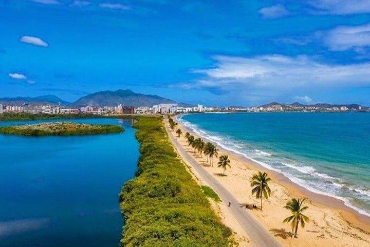 Playa La Caracola en Margarita un paraíso lejano (+FOTOS)