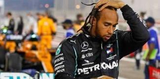 Lewis Hamilton dio positivo en coronavirus - Lewis Hamilton dio positivo en coronavirus