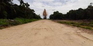 Dos pistas clandestinas en el Zulia