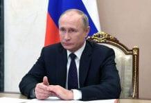 Putin ordenó vacunación masiva