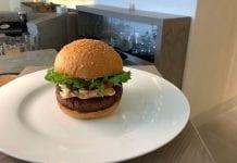 hamburguesa de grillo - hamburguesa de grillo