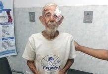 Abuelito golpeado en San Diego – Abuelito golpeado en San Diego