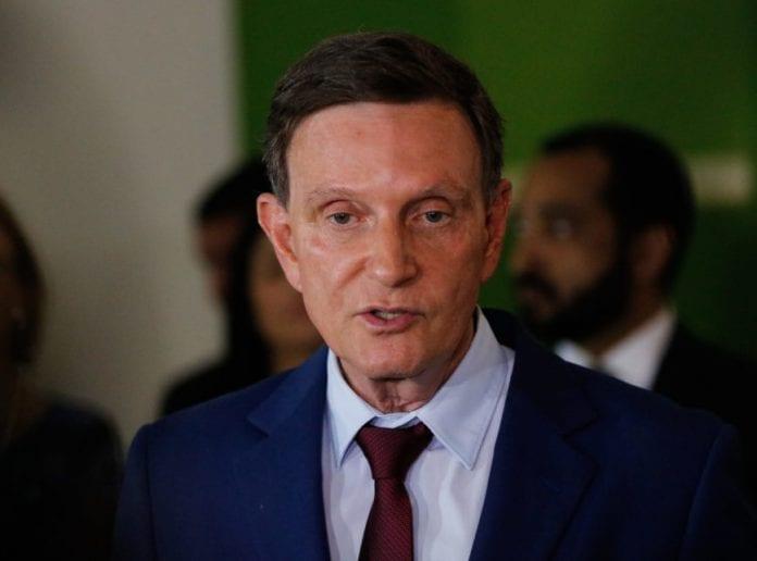 Detienen a alcalde de Río de Janeiro