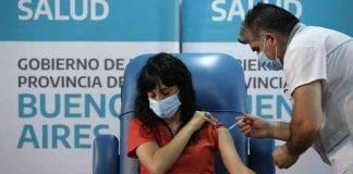 Argentina comenzó campaña de vacunación - Argentina comenzó campaña de vacunación