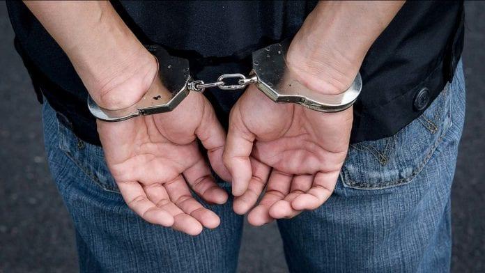 Arrestaron a joven por cometer actos lascivos