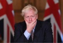 Boris Johnson restricciones en Reino Unido - Boris Johnson restricciones en Reino Unido