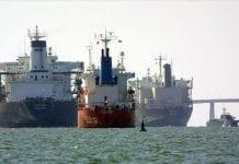 Barcos con gasolina iraní - Barcos con gasolina iraní