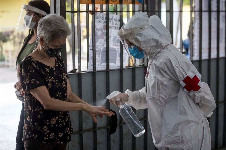 438 casos de COVID-19 en Venezuela