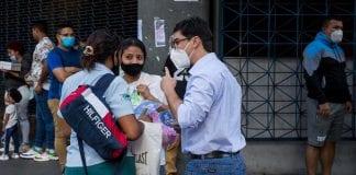 352 casos de COVID-19 en Venezuela
