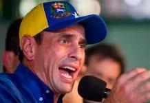 Capriles sobre la oposición