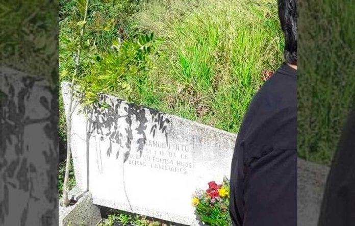 Abandono del cementerio municipal - Abandono del cementerio municipal