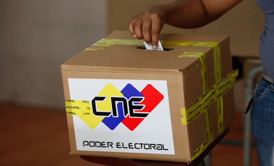 Elecciones parlamentarias del 6D - Elecciones parlamentarias del 6D