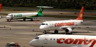Aerolíneas venezolanas temen el cese - Aerolíneas venezolanas temen el cese
