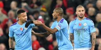 Dos futbolistas del Manchester City dieron positivo