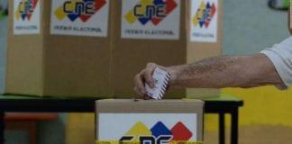 Resultados de las parlamentarias en Carabobo