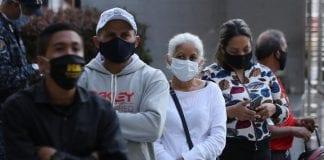 190 casos de COVID-19 en Venezuela