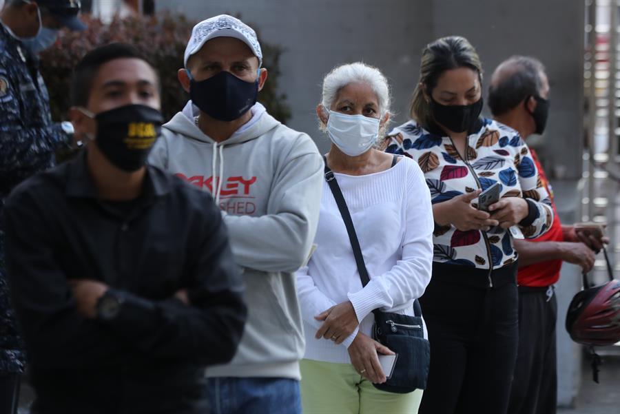 339 casos de COVID-19 en Venezuela