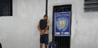 Detención de sujeto vinculado a secuestro y robo