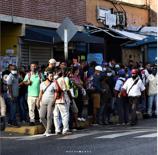 446 nuevos casos de COVID-19 en Venezuela