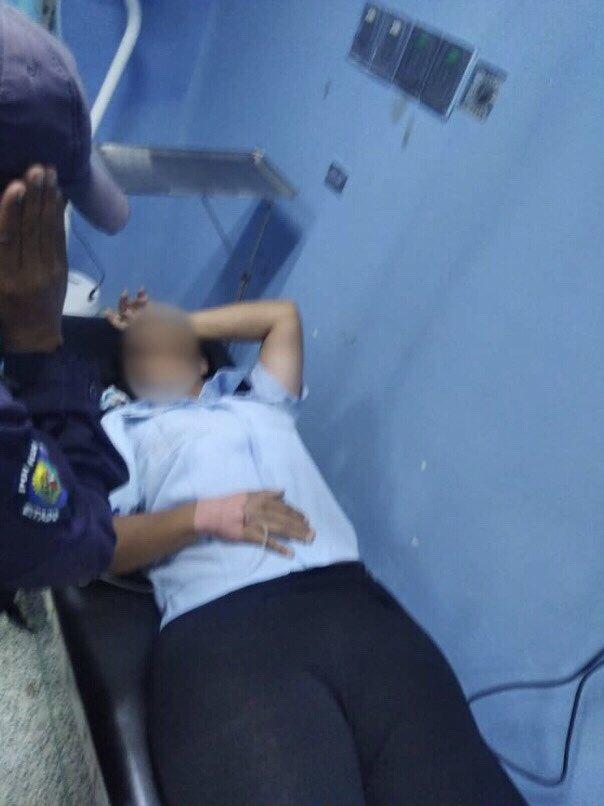 funcionarios heridos en Aragua