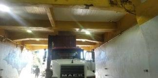 Remodelado túnel de La Cabrera – remodelado túnel de La Cabrera