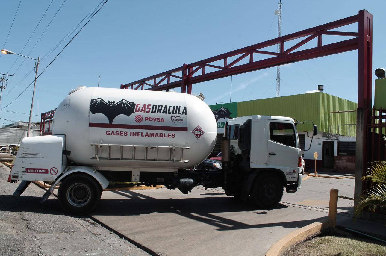 Contraloría de Carabobo Investiga a GasDrácula