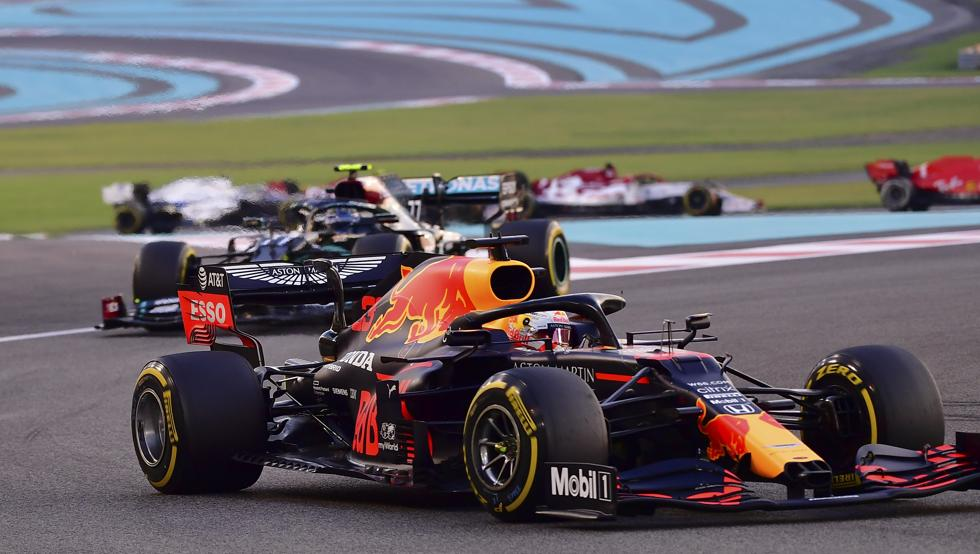 Gran Premio Abu Dhabi