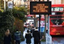 Países cierran sus fronteras con Reino Unido