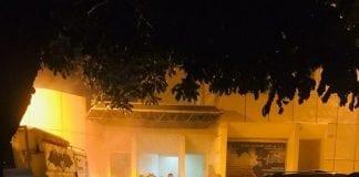Incendio en la Maternidad del Este – incendio en la Maternidad del este