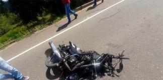 Murió arrollada una venezolana - Murió arrollada una venezolana