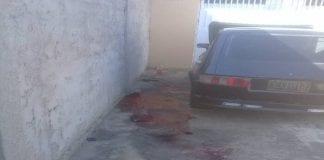 joven asesinado en su casa