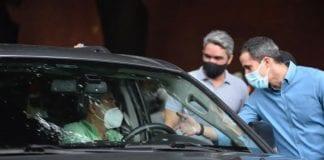 Juan Guaidó colas de gasolina en Caracas - Juan Guaidó colas de gasolina en Caracas