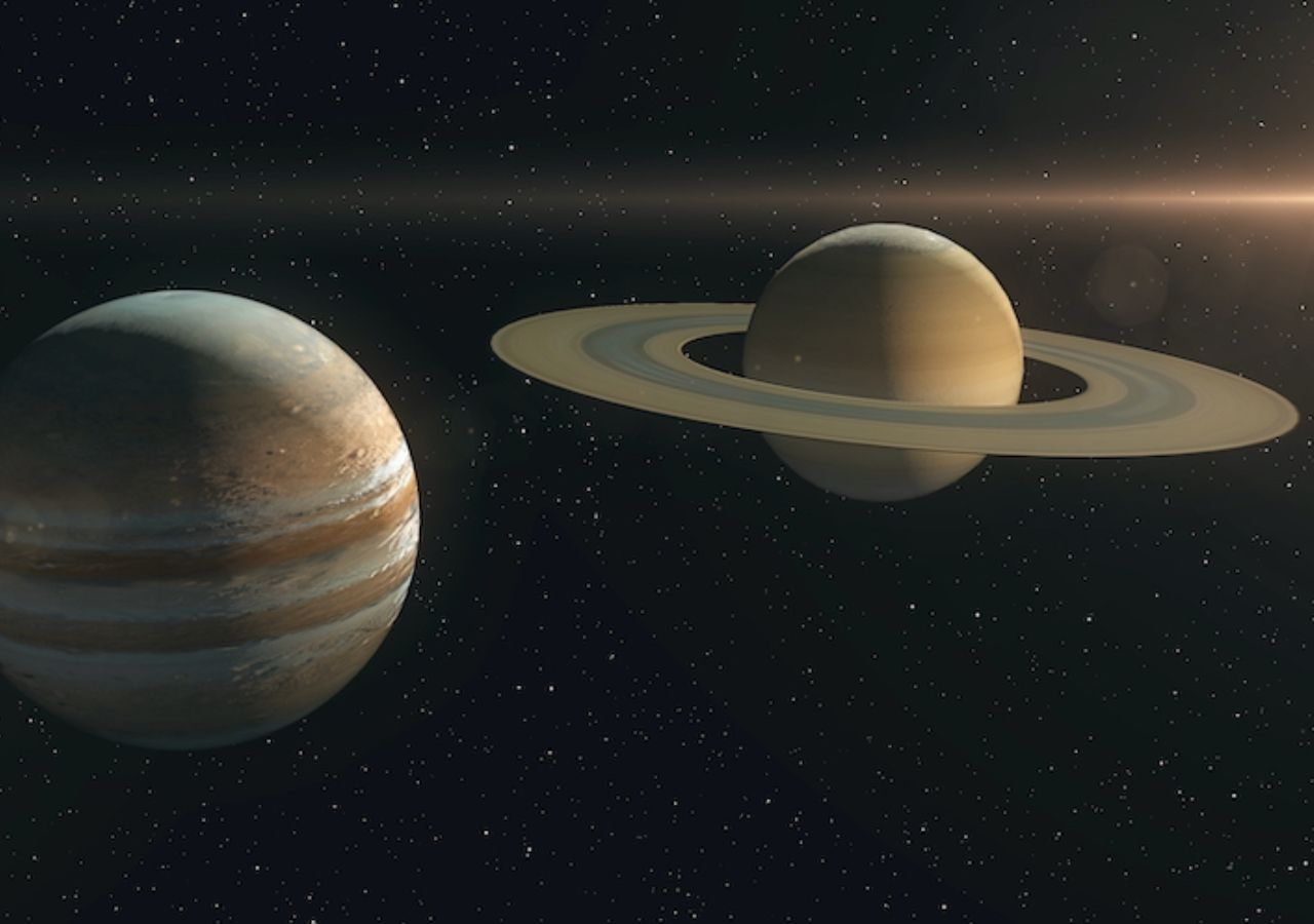 Júpiter y Saturno - Júpiter y Saturno