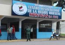 recluso de cárcel La Pica - recluso de cárcel La Pica