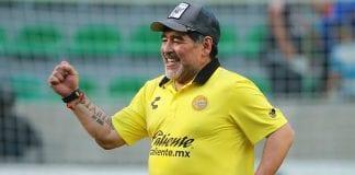 La fortuna de Maradona - La fortuna de Maradona
