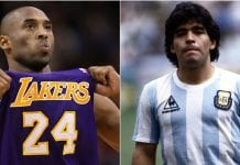 Maradona, Rossi y Kobe - Maradona, Rossi y Kobe