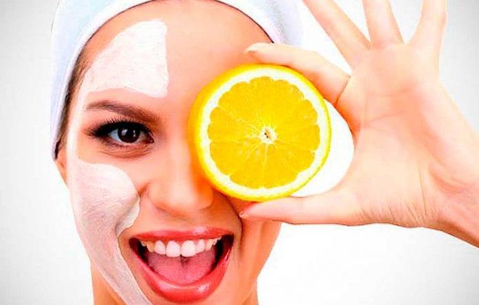 mascarilla con cáscara de naranja - mascarilla con cáscara de naranja