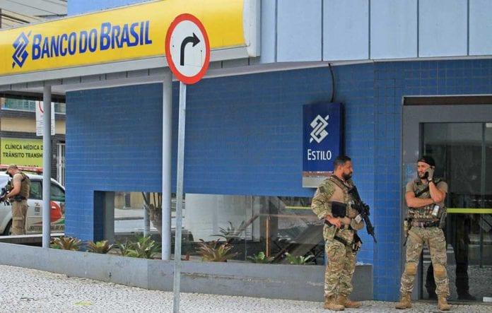 Nuevo mega asalto en un banco de Brasil - Nuevo mega asalto en un banco de Brasil