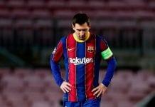 Messi no jugará ante el Eibar